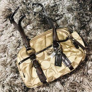 Coach handbag great condition
